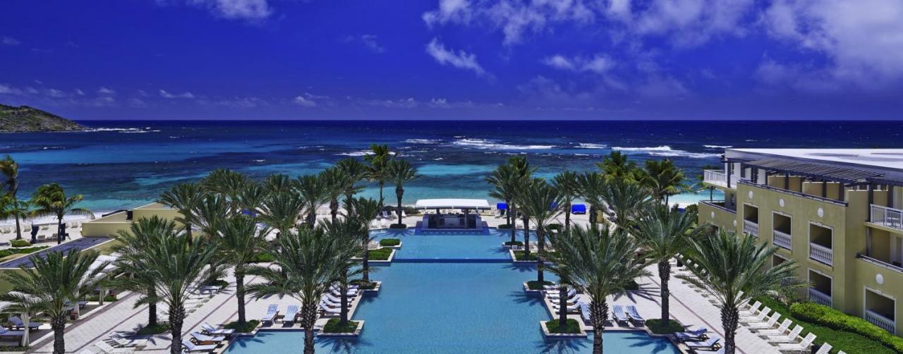 Westin St Maarten Dawn Beach Resort