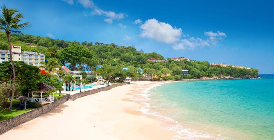 Sandals La Toc Golf Resort Amp Spa In St Lucia