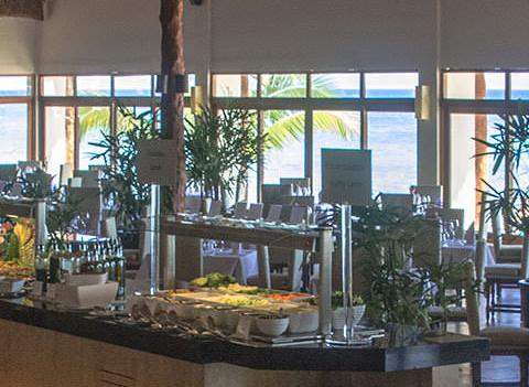 Akumal Bay Beach Wellness Resort Restaurant 2