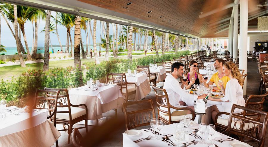 Barcelo Bavaro Beach Restaurant 2