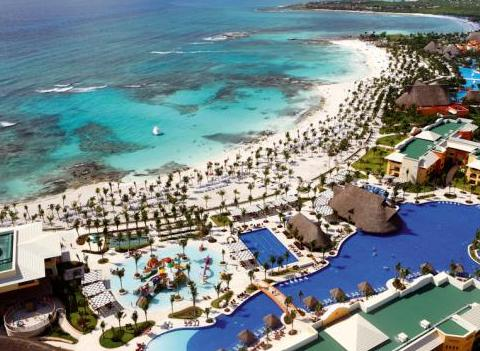 Barcelo Maya Palace Deluxe Beach 6