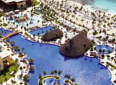Barcelo Maya Palace Deluxe
