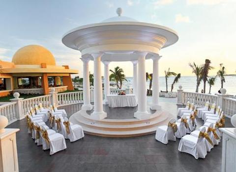 Barcelo Maya Palace Deluxe Wedding 1