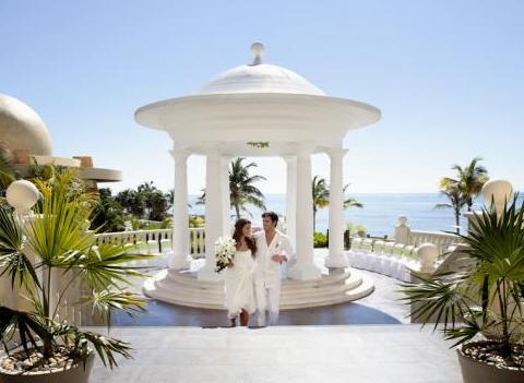 Barcelo Maya Palace Deluxe Wedding 2