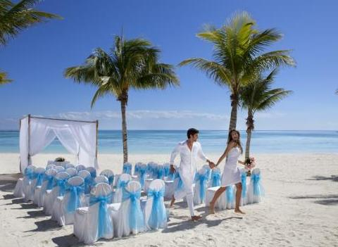 Barcelo Maya Palace Deluxe Wedding 4
