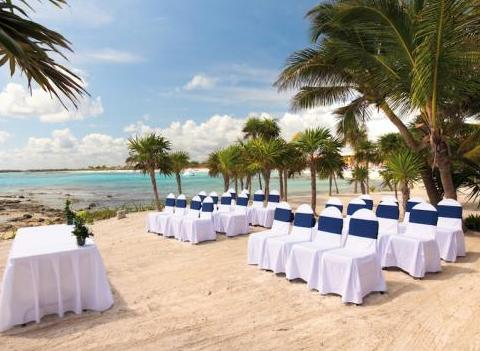 Barcelo Maya Palace Deluxe Wedding