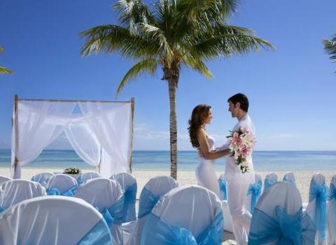 Barcelo Maya Palace Deluxe Wedding 5