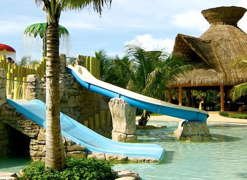 Barcelo Maya Tropical And Colonial Beach Pool 2