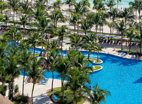 Barcelo Maya Tropical And Colonial Beach Pool