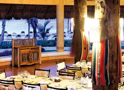 Barcelo Maya Tropical And Colonial Beach Restaurant 1