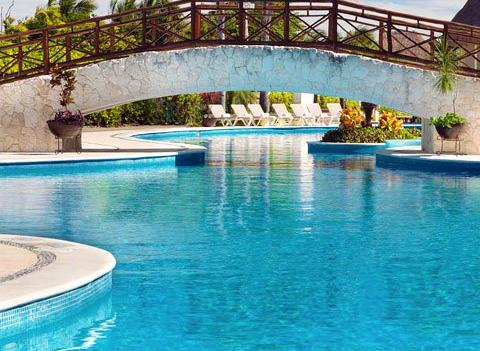 Bel Air Collection Resort Spa Xpu Ha Riviera Maya Pool 1