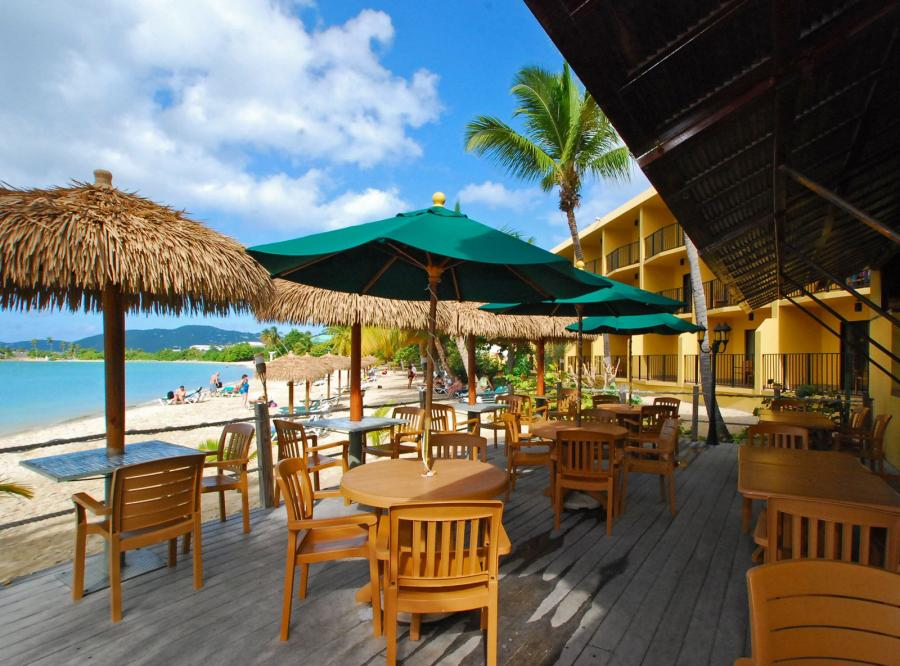 Best Western Emerald Beach Resort Restaurant