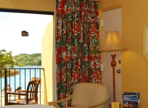 Best Western Emerald Beach Resort Room 1