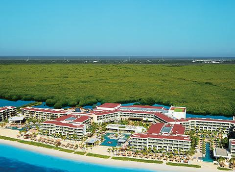 Breathless Riviera Cancun Beach