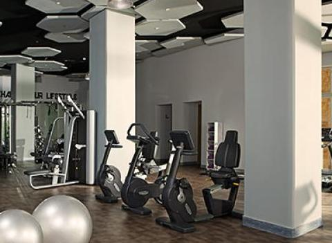 Breathless Riviera Cancun Health Club
