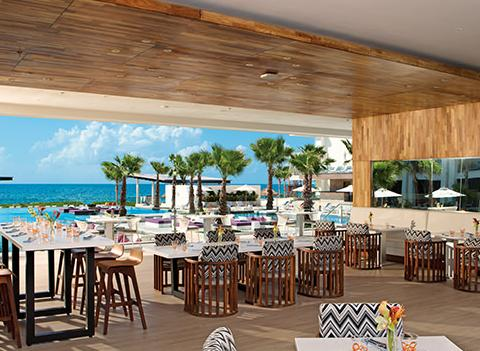 Breathless Riviera Cancun Restaurant