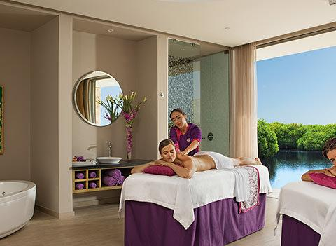 Breathless Riviera Cancun Spa 2