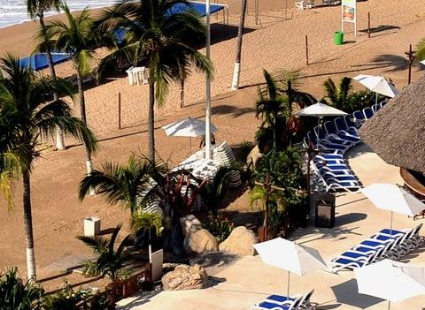 Crown Plaza Acapulco Beach 2