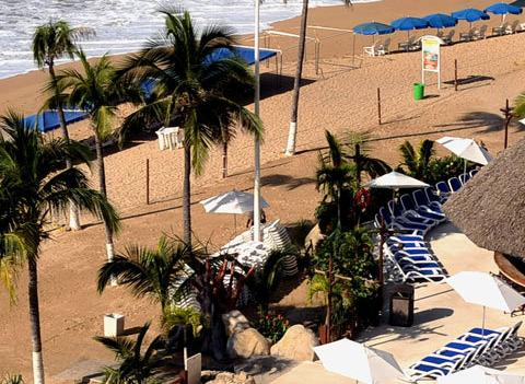 Crown Plaza Acapulco Beach