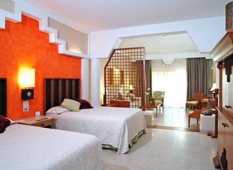 Double Beds Available Iberostar Paraiso Maya Room