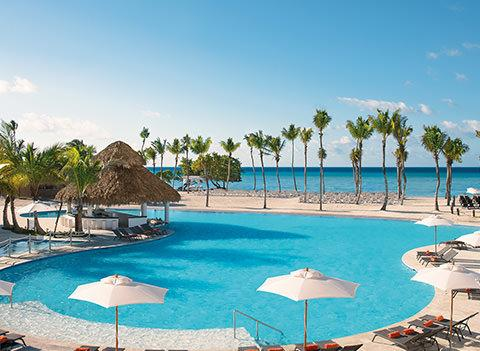 Dreams Dominicus La Romana Pool 1