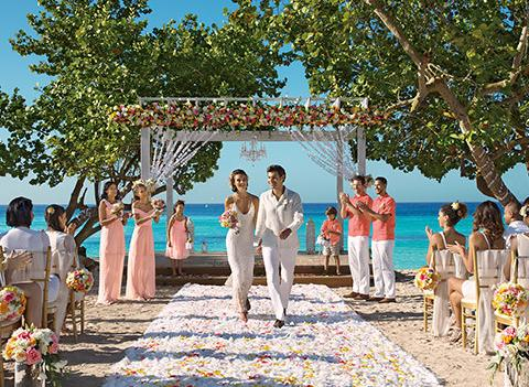 Dreams Dominicus La Romana Wedding