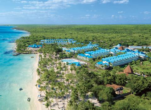 Dreams La Romana Resort Spa Beach 6