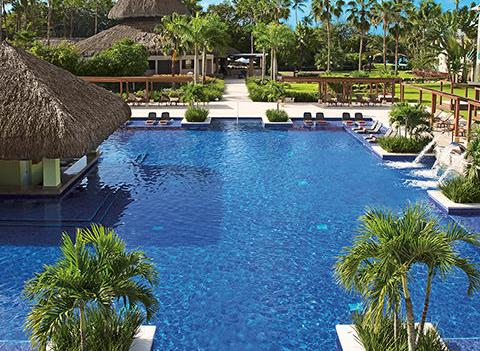 Dreams La Romana Resort Spa Pool