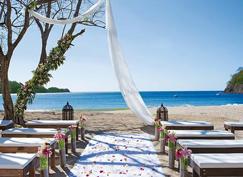 Dreams Las Mareas Wedding 5