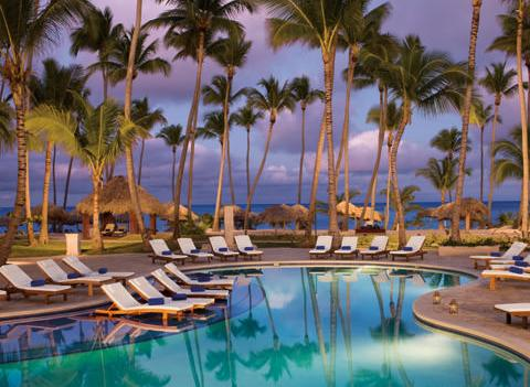 Dreams Palm Beach Punta Cana Pool 1