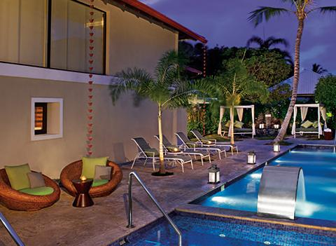 Dreams Palm Beach Punta Cana Pool 2