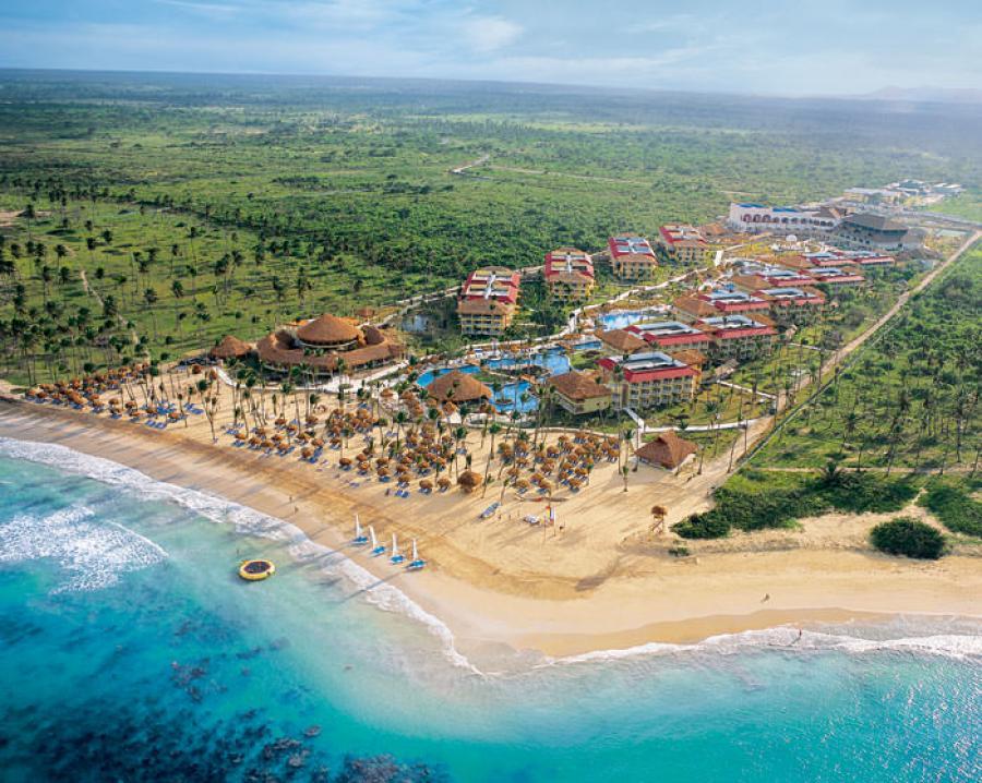 Dreams Punta Cana Resort Spa Beach 2