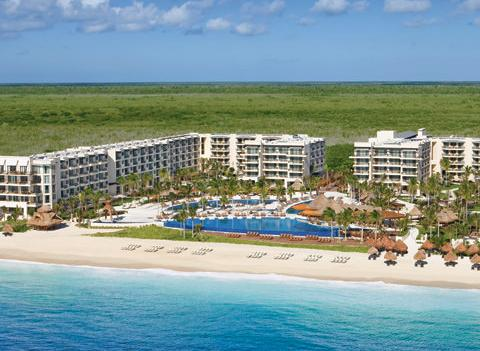 Dreams Riviera Cancun Resort Spa Beach