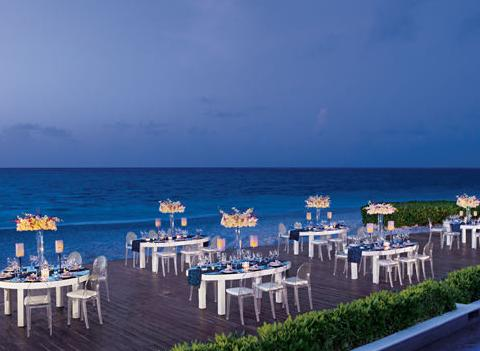 Dreams Riviera Cancun Resort Spa Wedding 1