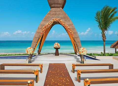 Dreams Riviera Cancun Resort Spa Wedding 2