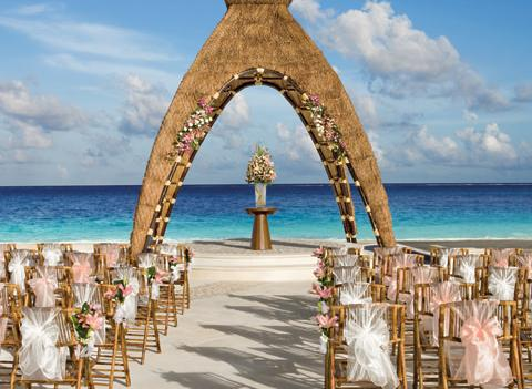 Dreams Riviera Cancun Resort Spa Wedding 3