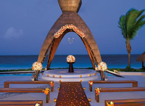 Dreams Riviera Cancun Resort Spa Wedding 4
