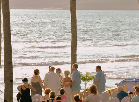 El Cid El Moro Beach Hotel Wedding 1