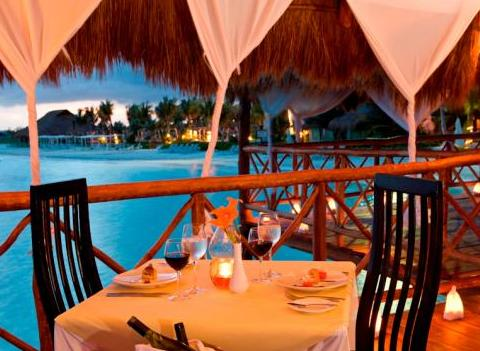 El Dorado Maroma Beach Resort Restaurant 4