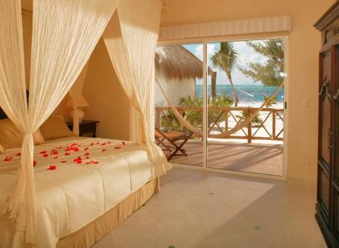 El Dorado Maroma Beach Resort Room