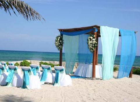 El Dorado Maroma Beach Resort Wedding