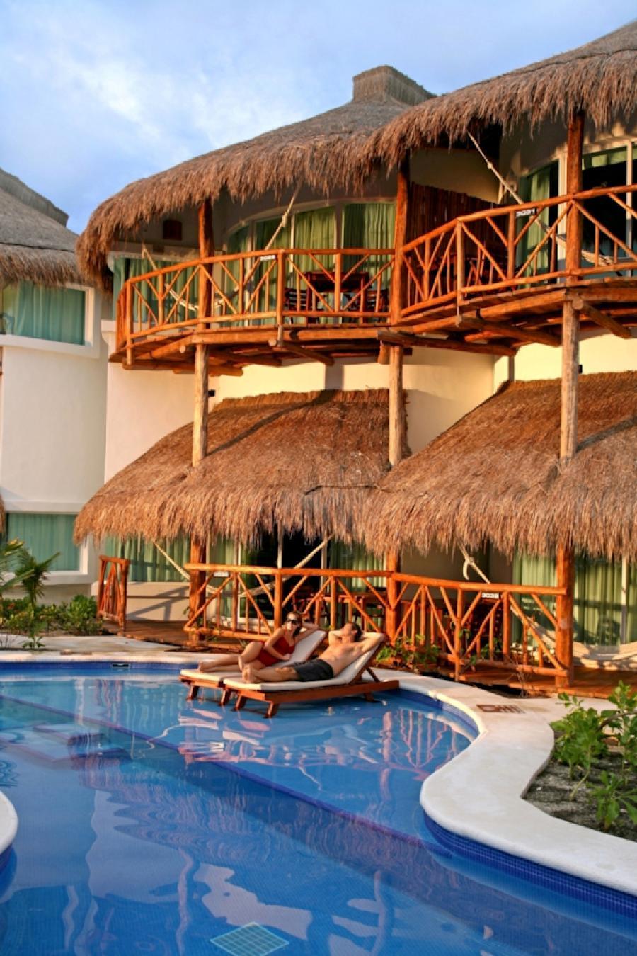 El dorado royale spa resort riviera maya for El dorado cabins