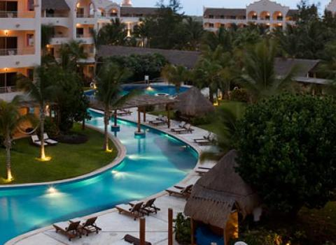 Excellence Riviera Cancun Pool 3