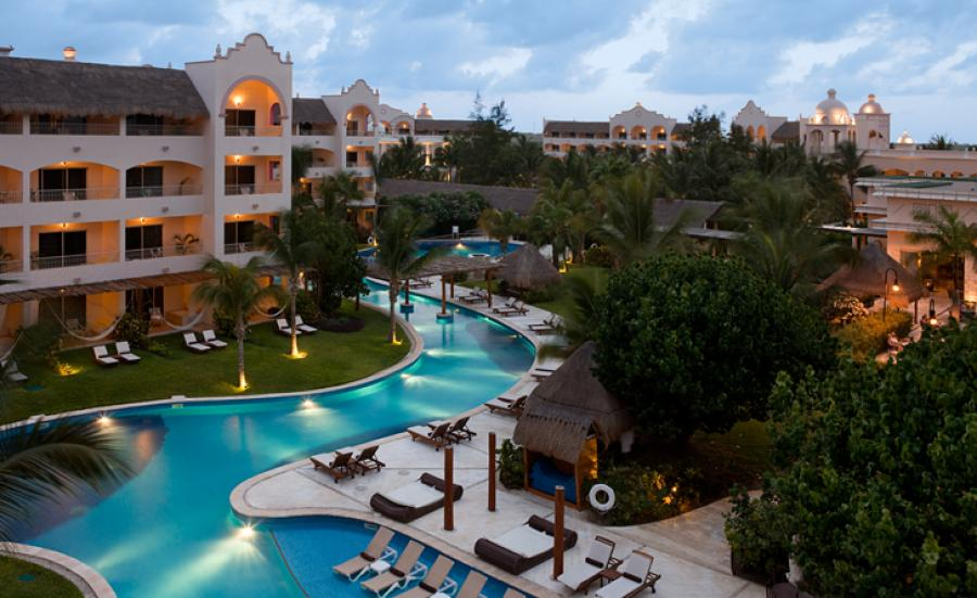 Excellence Riviera Cancun Luxury All Inclusive Resort