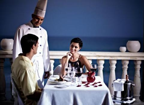 Fine Dining At Iberostar Grand Paraiso Restaurant