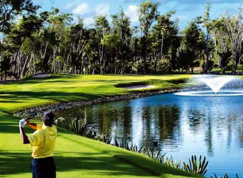 Golfing At Iberostar Grand Paraiso Activities