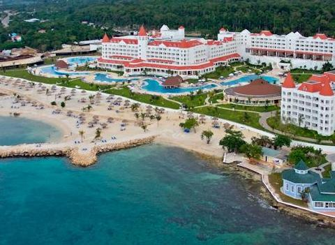 Grand Bahia Principe Jamaica Beach 1