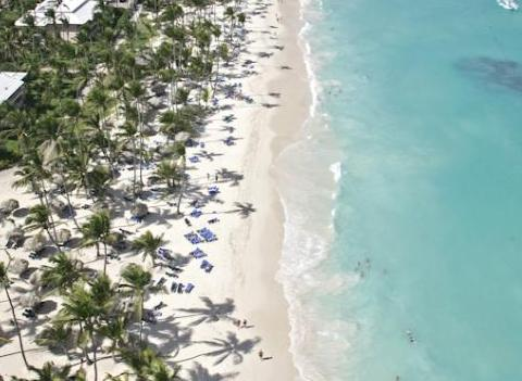 Grand Palladium Bavaro Resort Spa Beach 1