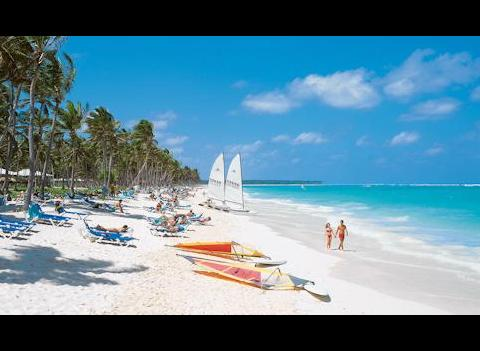 Grand Palladium Bavaro Resort Spa Beach