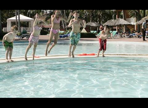 Grand Palladium Bavaro Resort Spa Kids 14
